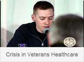 Crisis in Veterans Healthcare